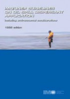 Oil Spill Dispersant Application Guidelines, 1995 Edition