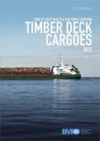 Timber Deck Cargoes (TDC) Code, 2012 Edition